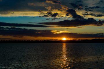 Eckernförde Sonnenuntergang