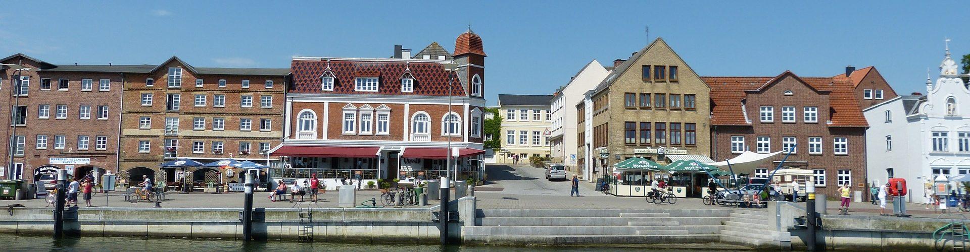 Kappeln Hafen